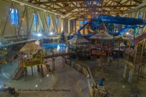 Indoor Water Park Extravaganza